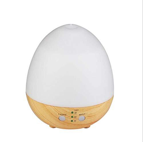 XYANZ Aceite Esencial Difusor Automático Aerosol Dispensador Incienso Colorido Lavanda Lámpara Humidificador 300Ml Madera Grano Coche Cargador Aromaterapia Máquina