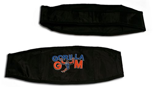 Gorila gimnasio Ab correas para barra de dominadas