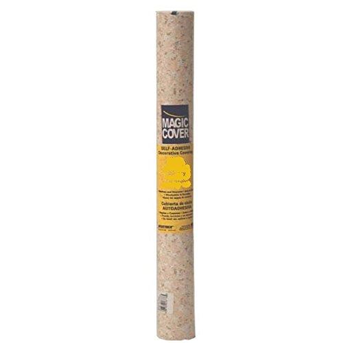 Kunst & Handwerk-schrank-schublade (Magic Cover Premium selbstklebendem Vinyl Kontakt Papier für Regal Liner, Schublade und Kunst und Handwerk Projekte, 45,7cm von 15Füße, Granit Sand)