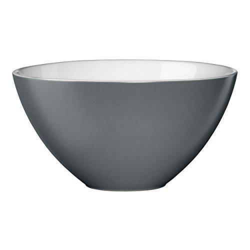 ASA 4776237 Bol, Céramique, Graphite, 30 x 30 x 15,5 cm