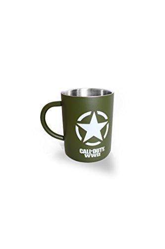 Call of Duty – Freedom Star Stahl-Tasse