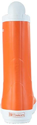 TretornWings Neo - Stivali a metà polpaccio non imbottiti Unisex – Adulto Arancione (Orange (Orange 090))
