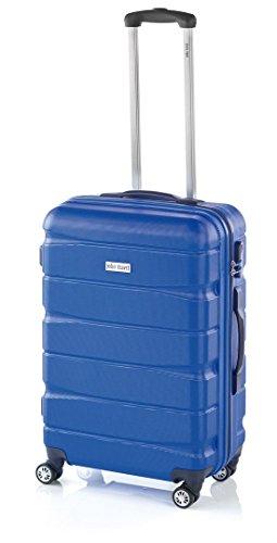 31jMww0Q45L - Double2 maleta JohnTravel 70 cm, cuatro ruedas dobles, ABS