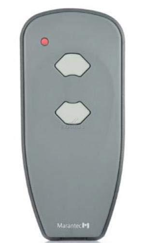 Marantec Digital 382 Mini Handsender 868 MHz * Nachfolger Digital 302 * - Funksender Fernbedienung Garagentoröffner 122419
