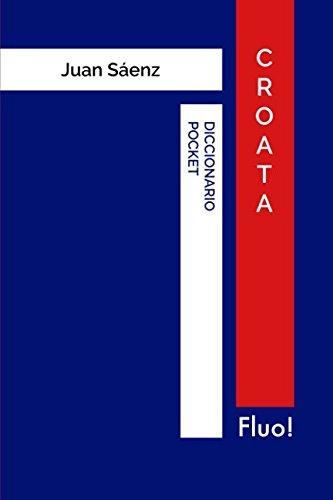 Diccionario Pocket Croata por Juan Sáenz