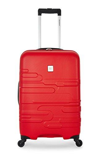 REVELATION Finlay 4 Wheel Medium Rollercase Red 3.8kg Valigia, 69 cm, 73 liters, Rosso (Red)