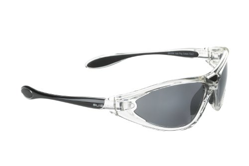 Swiss Eye Sportbrille Constance crystal black, One Size
