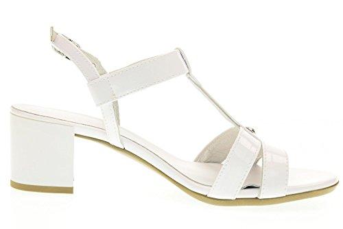 NERO GIARDINI chaussures sandales P717610D / 707 Blanc