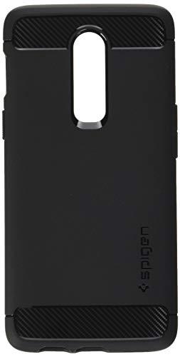 Spigen [Rugged Armor Cover OnePlus 6 - Nero (K06CS23358)