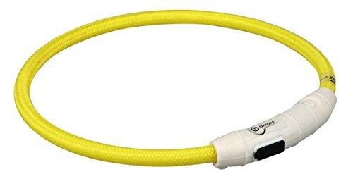 Preisvergleich Produktbild USB Flash Leuchtring XS–S gelb