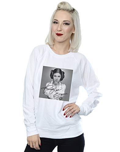 STAR WARS Mujer Han Solo and Princess Leia Love Camiseta