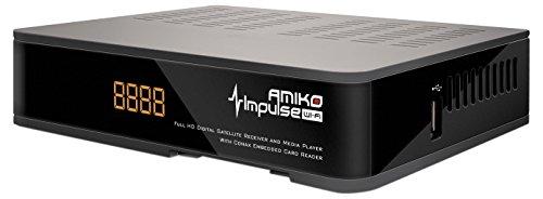 Amiko Impulse SAT WIFI Ricevitore