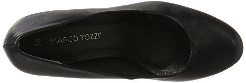 Marco Tozzi 22407, Chaussures À Talon Femme Noir (nappa Noire)