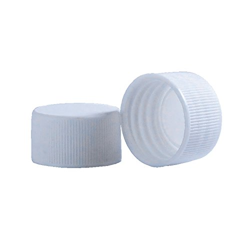 Wheaton 300203 Deckel für Diagnose-Fläschchen, Weiß (1000-er Pack)