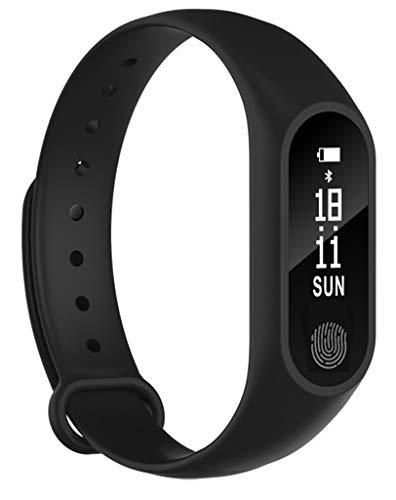 Heypex QM-2 V4.1 Digital Heart-Rate Unisex Smartwatch