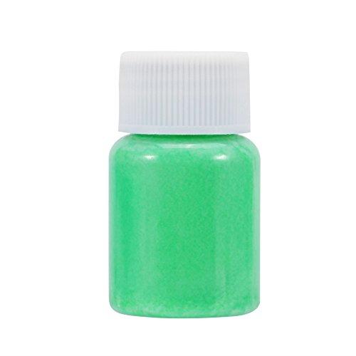 Zerone Halloween Fluorescent Pigment Luminous Body Painting Glow-in-the-Dark Color Makeup 6 Colors (#2)