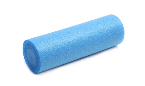 Yogistar Pilatesrolle Hartschaum 45cm blau