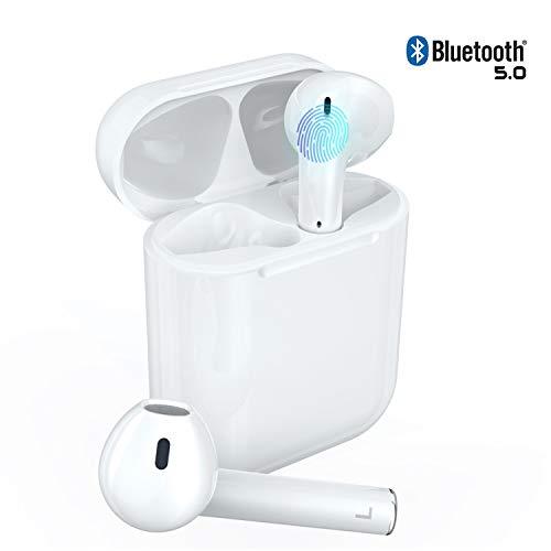 Auriculares Bluetooth, Auriculares Bluetooth Inalámbricos Mini Twins