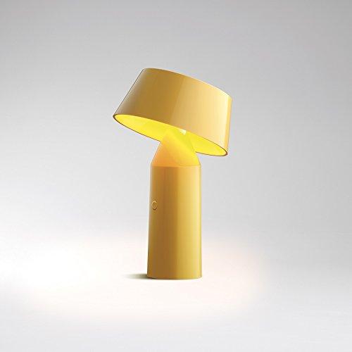 "Marset–lámpara de mesa LED inalámbrica ""bicoca (amarillo)"