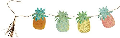 ende Dekorations-Ananasse für Party oder Geburtstag, buntfarbig (Dora Party Supplies)