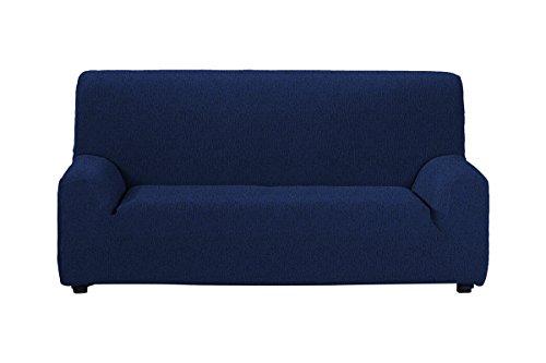 Casa Textil Daniela - Funda para sofá, 3 plazas, Color Azul