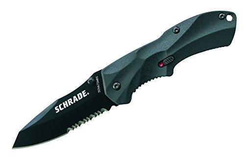 Schrade Einhandmesser mit Aluminium-Griffschalen (ab 18) Mehrfarbig, One Size -