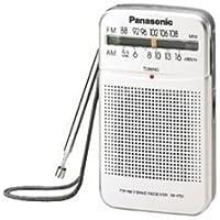 Panasonic RFP50 Portable Radio, FM/AM pocket radio