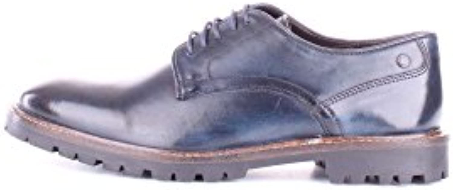 Base London Barrage, Zapatos de Cordones Derby para Hombre