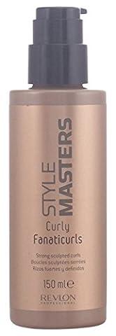 Revlon Professional Style Masters Curly Fanaticurls, 1er Pack (1 x 150 ml) (Anti Frizz Gel)