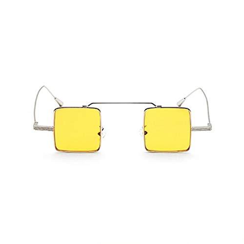 SWIMMM Runde Lennon Gläser Steampunk Sonnenbrille Cyber   Goggles Vintage Retro Style Hippy