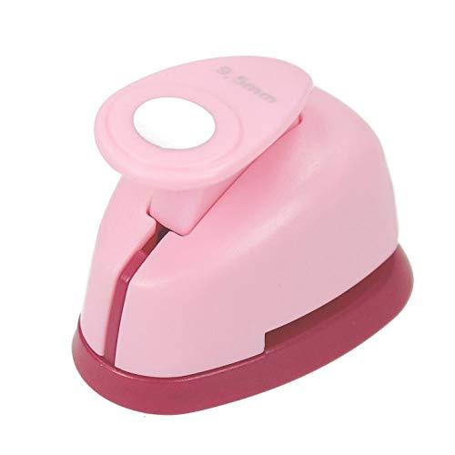 efco Papierstanzer, Rund, Gr. XS, 9mm, Pink