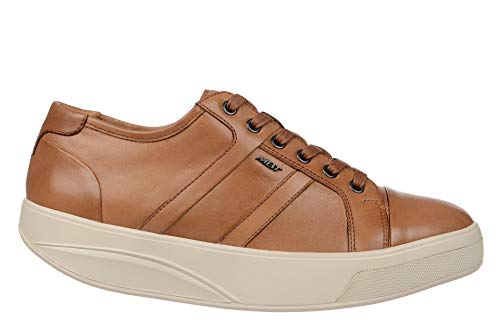 MBT Herren Desta 6S Lace Up M Sneaker, Braun (024N 700843-024N), 46 EU Burnished Cognac