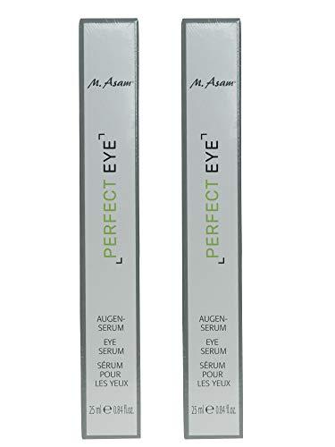 M. Asam® Perfect Eye Augenserum 2x25 ml