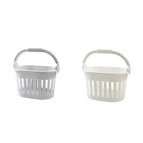 TYI Badekorb Dusche Quick Dry Basket Kunststoffkorb -Toiletry and Bath Organizer für Shampoo Conditioner Soap und andere Badaccessoires
