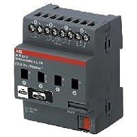 Niessen free@home - Actuador interruptor din 4 canales 16a