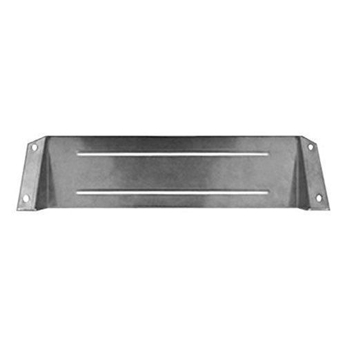 Solid Brass Mail Slot Hood For Open Back Plates Satin Nickel. Mail Slot For Door. by Deltana Enterprises, Inc.