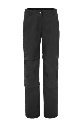 MAIER SPORTS Triple Zipp-off-Hose Yesa 100% PA in 14 Größen, Outdoorhose/ Wanderhose/ Bermuda/ Funktionshose, schnelltrocknend und wasserabweisend, abriebfestes Material