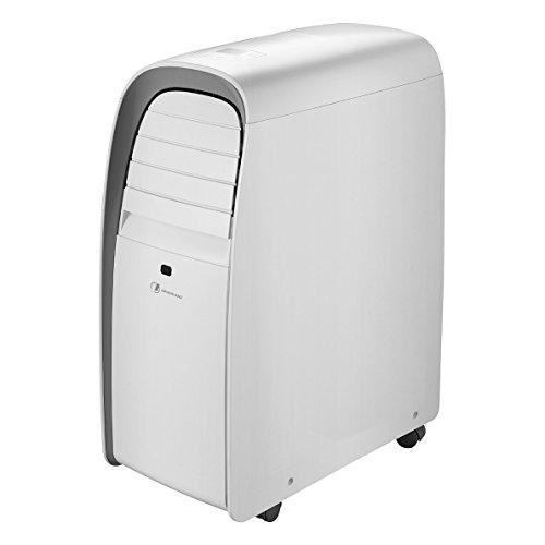 Haverland TAC-0718 Mobile Klimaanlage, niedriger Energieverbrauch , klein, leistungsstark, keine Installation, Leise-Modus