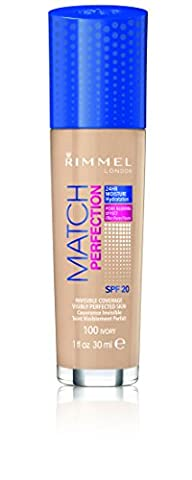 Rimmel Match Perfection Foundation - Ivory