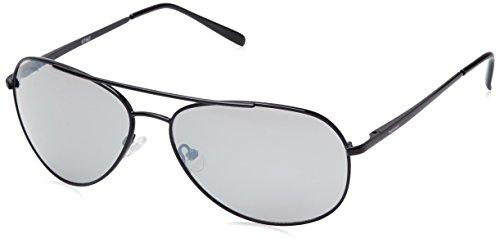 Fastrack Aviator Sunglasses (Black) (M067BK1) image