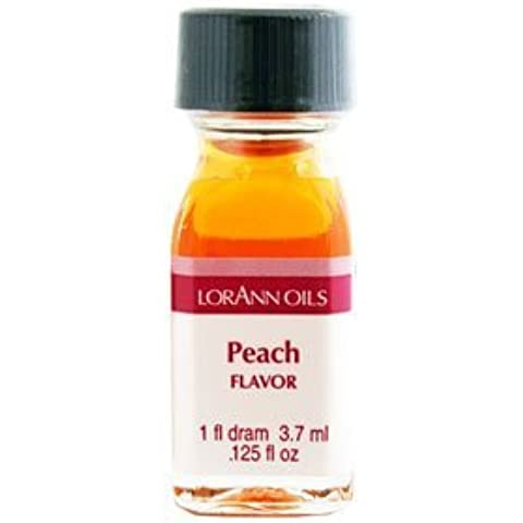 Peach Flavoring Oil for Chocolate and Hard Candy by LorAnn Oils
