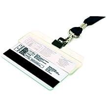 IDM scheda maniglia metà Badge (Confezione da 100)