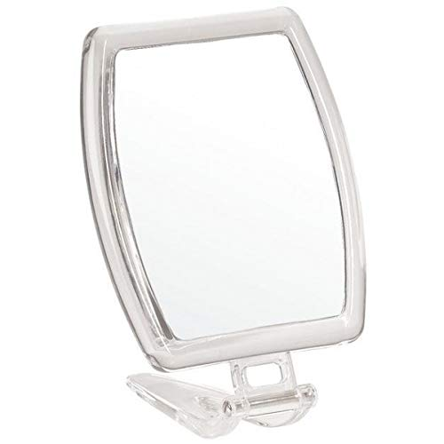 Miroir rectangulaire grossissant 1 face normale 1 face 5 fois Sibel