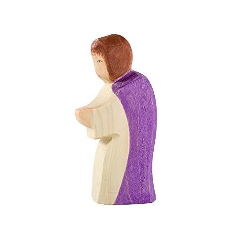 Josef aus Holz – Weihnachten Holzspielzeug, aus Schwäbischer Handarbeit (100% ökologisch) von Holzspielwaren