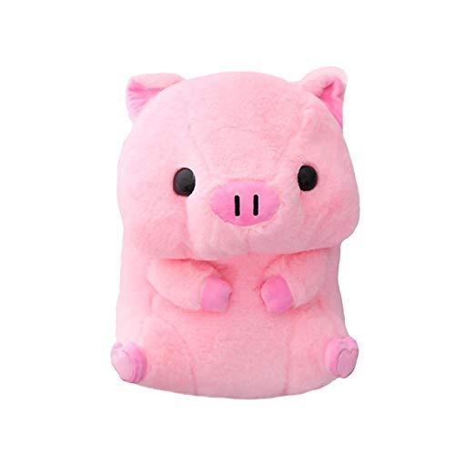 3D Gefüllte Nette Rosa Schwein, Segen Schwein Plüschtier Kissen Puppe, Geburtstag Neujahr Geschenk Home Shop Decor
