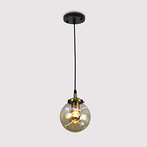 Hdmy Goldene Moto Eisen Pendelleuchte Nordic Postmodern Minimalistische Kreative Esszimmer Decke Kronleuchter Wohnzimmer Schlafzimmer Esstisch Hängelampe (Größe : 1-light)