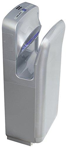 Händetrockner SCHELLER JET-POWER HT 19 mit HEPA-Filter Farbe silber