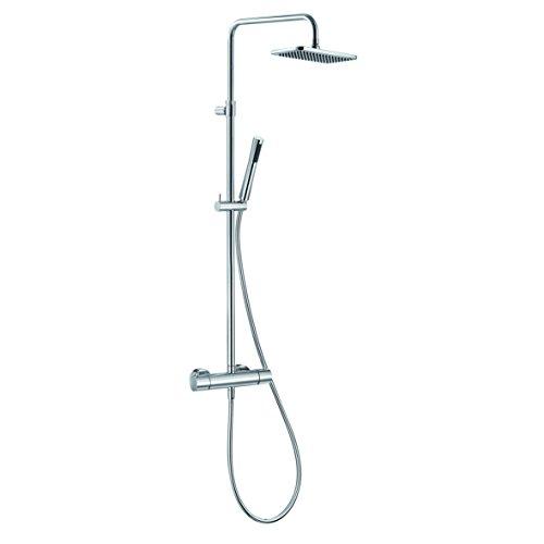 Kludi 4909505-00 A-QA Thermostat Dual Shower System DN 15