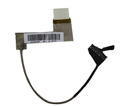 P/N 1422-00U3000 Video Flex Screen LVDS LCD LED Cable for Asus G53S G53SX-DH71 G53SW G53JW Dh71 Computer