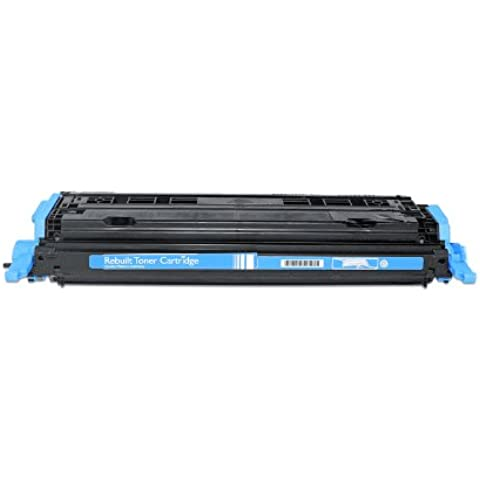 Compatibile per HP Color LaserJet 2600 Series Cartuccia Toner Q6000A 124A Nero 2500 pagine